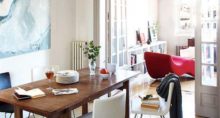Antico e moderno arredare casa stili arredo for Arredamento antico e moderno