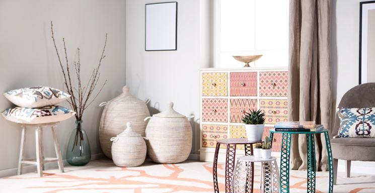 colori per arredare casa