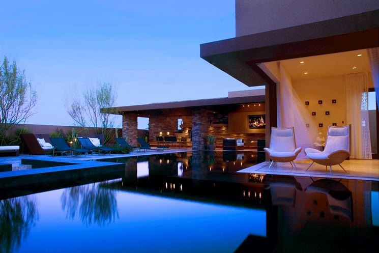L'innegabile fascino di una abitazione di lusso