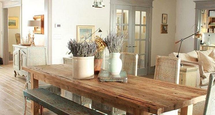 Arredare la casa al mare arredare casa tipologie arredamento casa - Arredare casa in stile provenzale ...