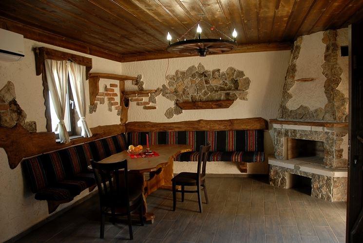 Arredare una tavernetta arredare casa arredamento taverna for Arredare taverna