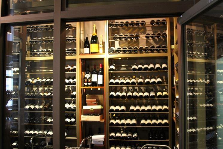 Cool cantine per vini arredare casa vino cantina frigo - Aiuto per arredare casa ...