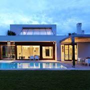 Un esempio di abitazione green