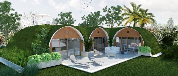 Progetti spazi eco sostenibili