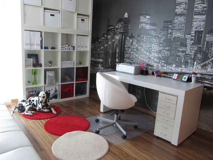 Studio in casa - Arredare casa - Realizzare uno studio in casa
