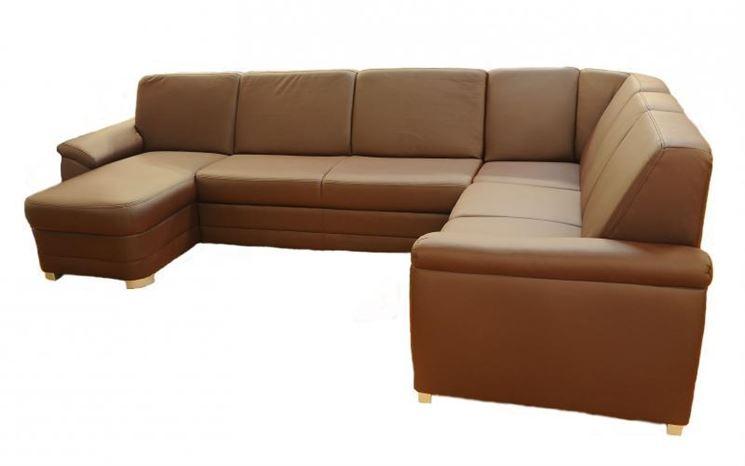 Divani angolari divani e letti tipologie divano for Letti e divani