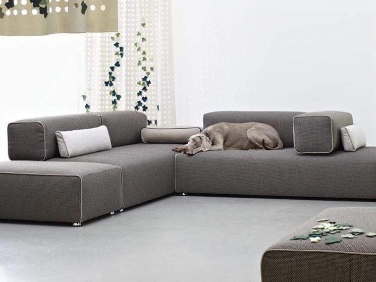 Divani componibili divani e letti scegliere il divano for Letti e divani