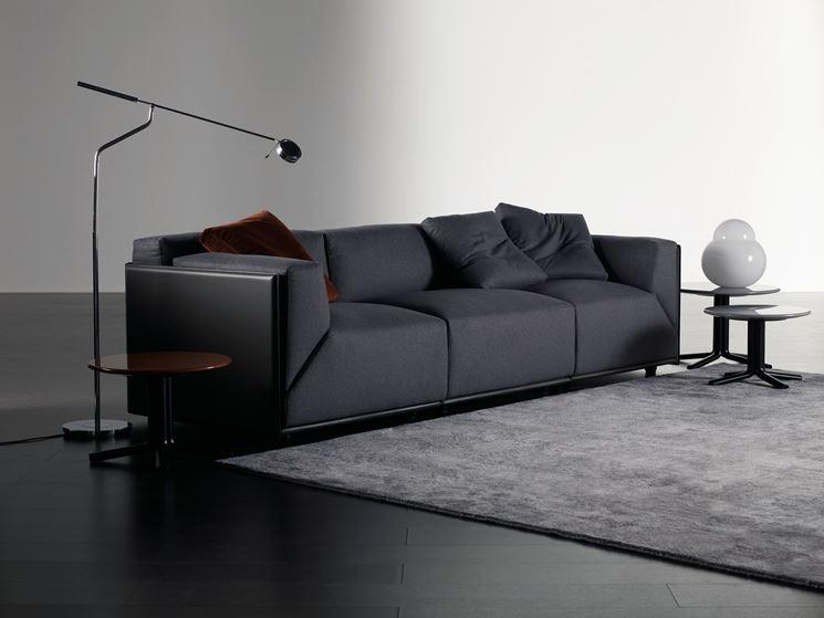 Momento di relax sul divano