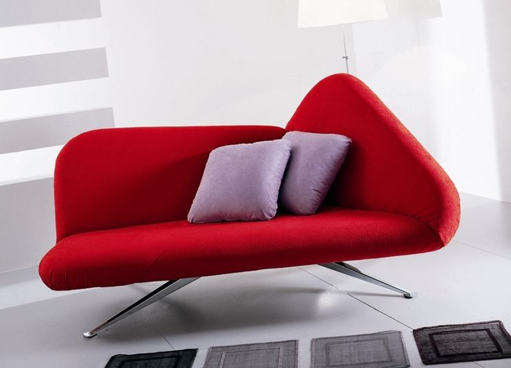 divano letto dal design moderno