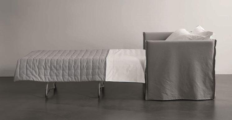 Poltrone letto moderna