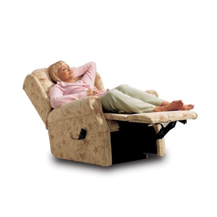 Le poltrone reclinabili sono adatte ai più anziani