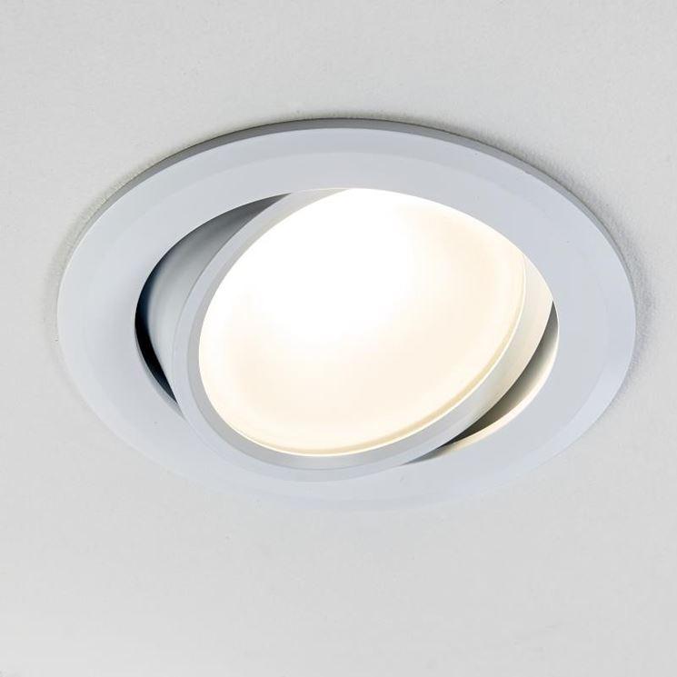 Faretti led da incasso lampade lampadari for Lampade a led grandi