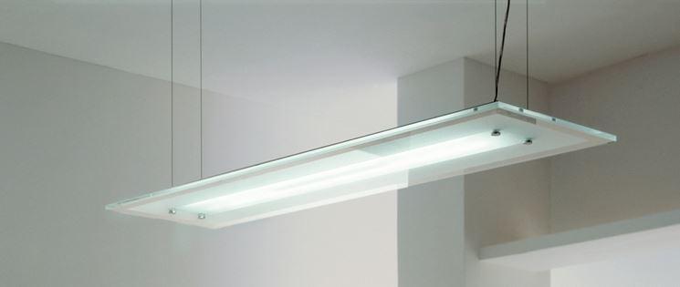Lampadari led - Lampade lampadari - Lampadari led caratteristiche