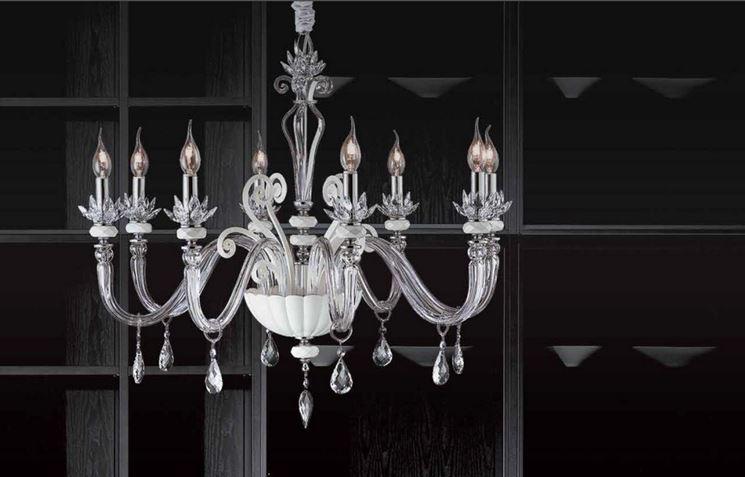 lampadari pendenti lampade lampadari tipologie di