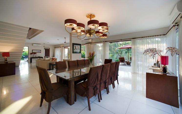 Lampadari per salone - Lampade lampadari - Lampadari per il salotto