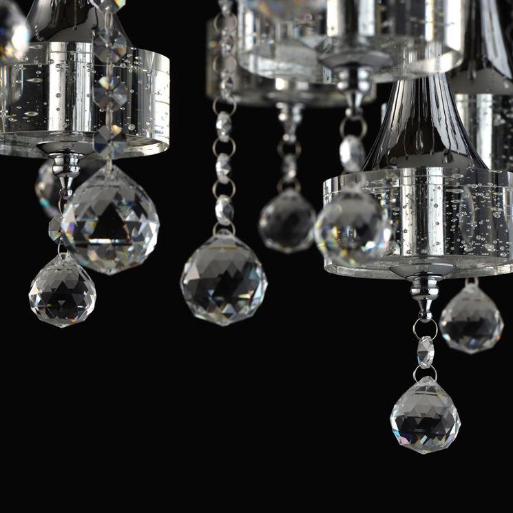 Modelli lampadario