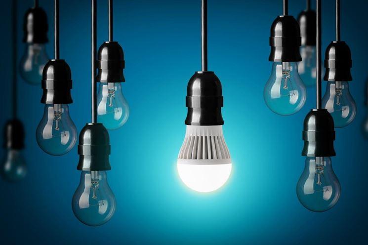 lampada a basso consumo