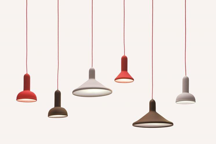 Lampade a sospensione - Lampade lampadari - Tipologie di lampada a sospensione