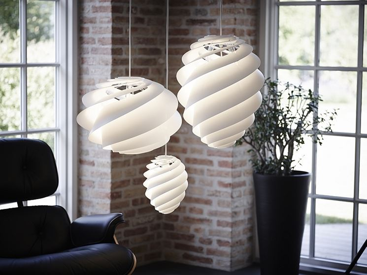 lampadari moderni