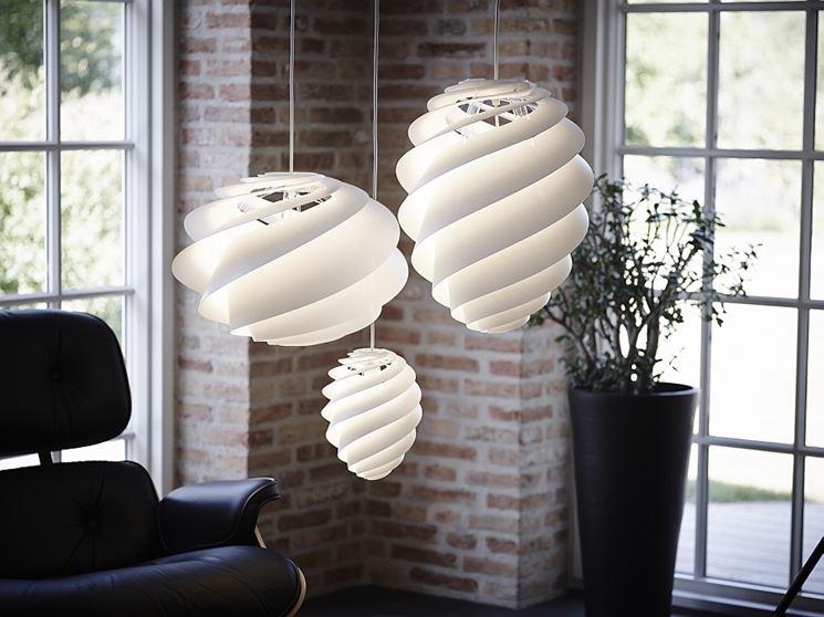Lampade a sospensione - Lampade lampadari - Tipologie di lampada a ...