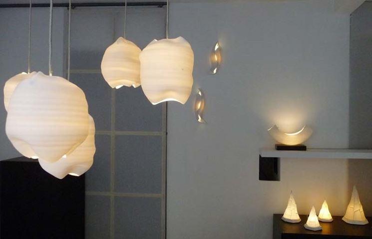 lampade artistiche per casa