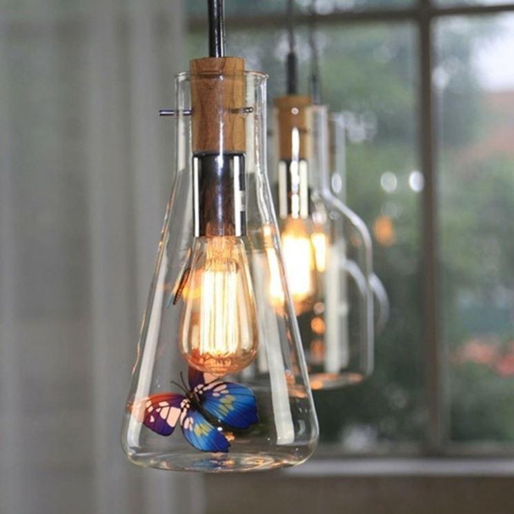 lampade fai da te artistiche