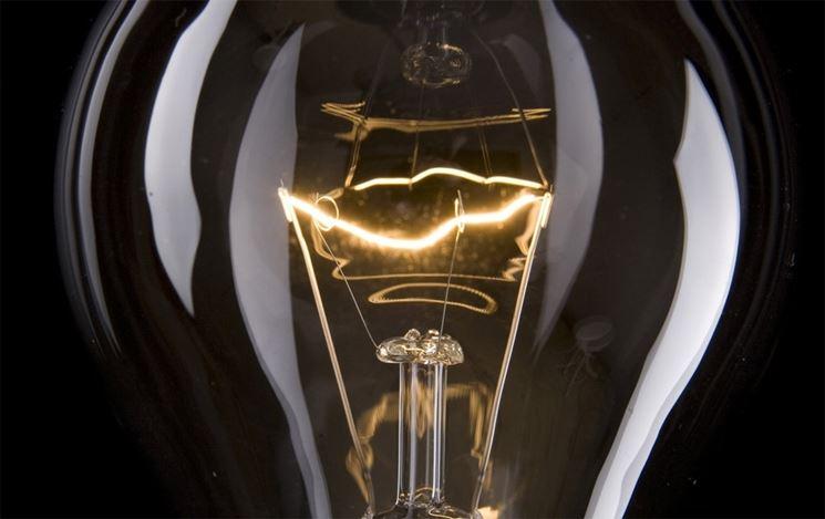 Lampadina ad incandescenza lampade lampadari for Lampadine incandescenza