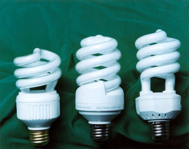 Lampade a fluorescenza