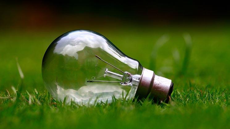 smaltimento lampadine