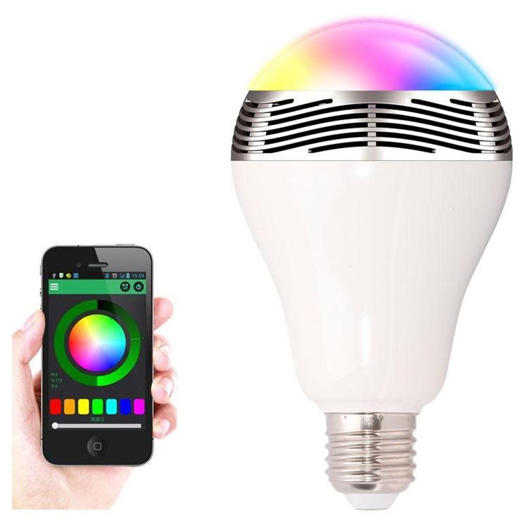 Smart led con colori variabili