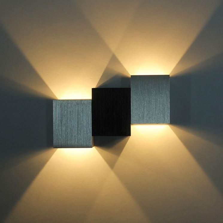 Luci e lampade - Lampade lampadari - Illuminazione casa