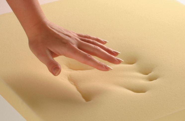 Materasso memory foam