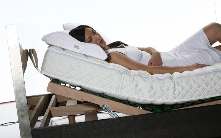 Confort di reti e materassi.