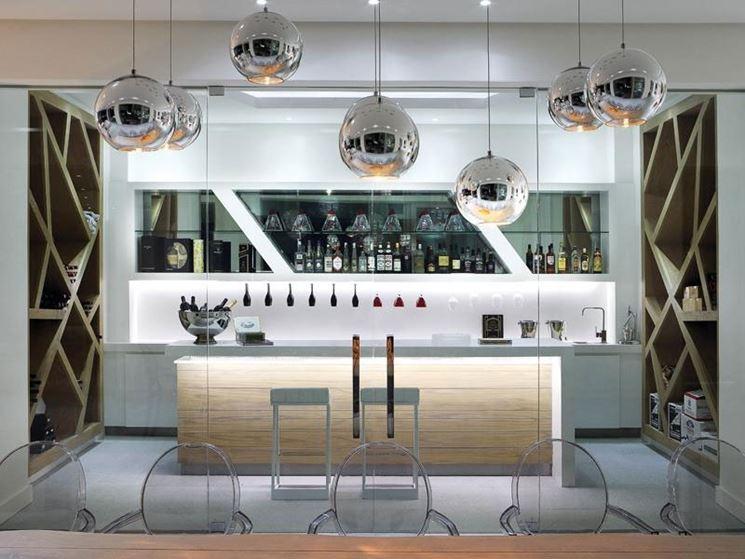 Super Angolo bar in casa - Mobili casa - Realizzare angolo bar AQ77