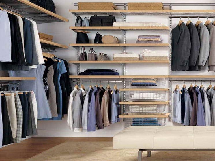 Cabine armadio mobili casa idee e consigli per una - Cabina armadio fai da te ...