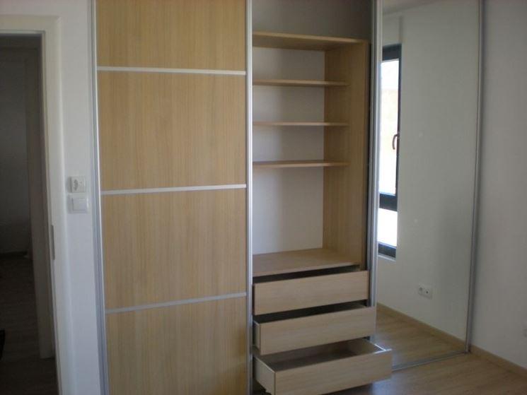 Costruire armadio a muro - Mobili casa - Realizzare un ...