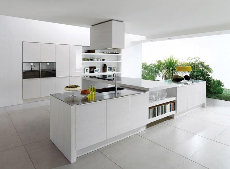 Cucine moderne - Mobili casa - Caratteristiche delle cucine moderne