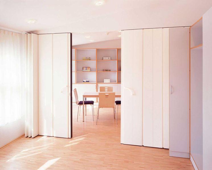 Divisori mobili mobili casa come usare i divisori mobili for Elementi divisori per interni