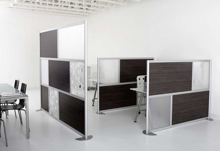 Divisori mobili - Mobili casa - Come usare i divisori mobili