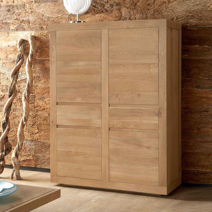 credenza moderno in legno