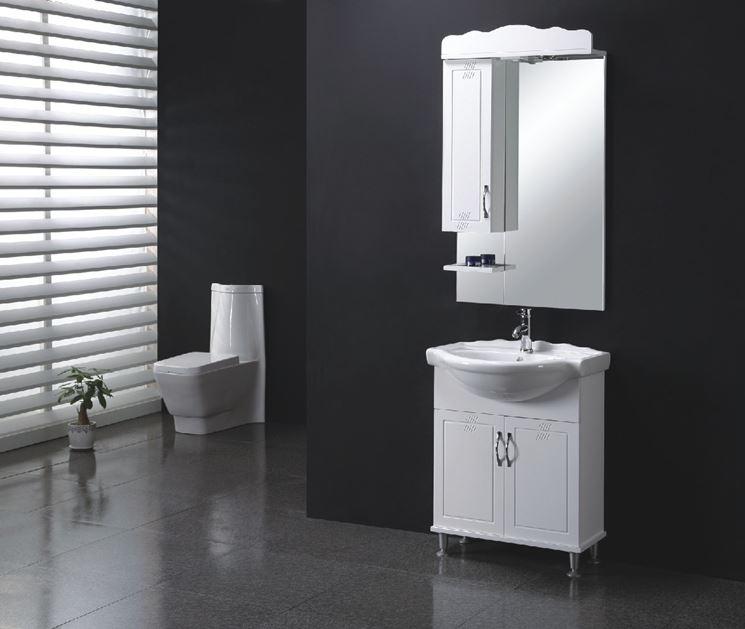 Arredo moderno per bagno