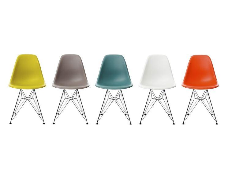 Sedie colorate design