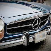 automobile restaurata