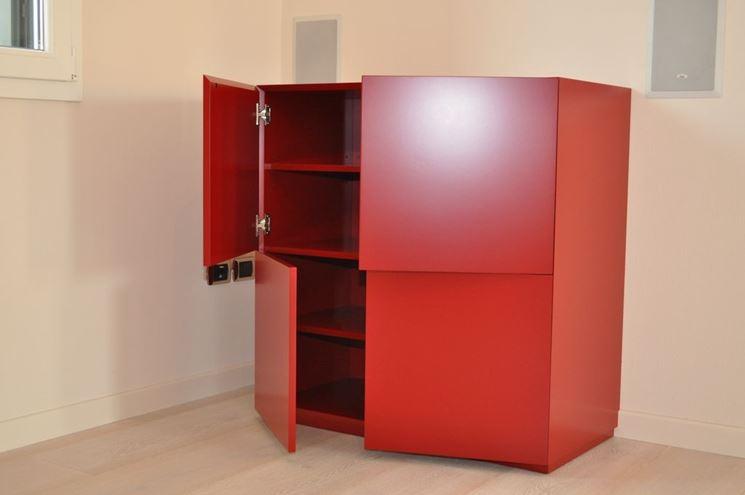 Laccatura mobili fai da te - Restauro mobili fai da te - Come laccare un mobile