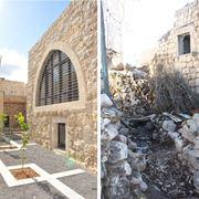 Progetto di restauro architettonico