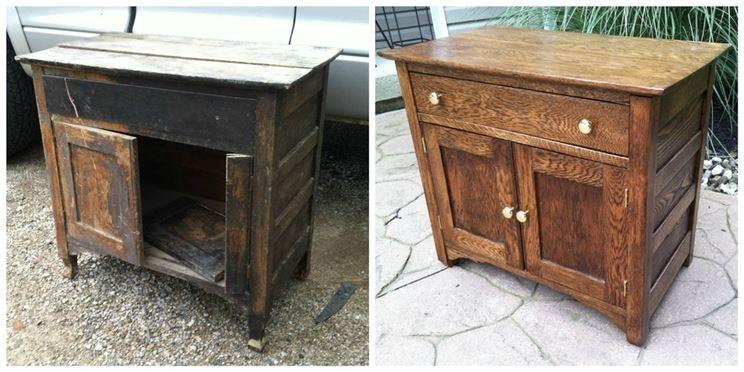 Restauro e risanamento conservativo restauro mobili fai da te come restaurare mobili - Restaurare un mobile in legno ...
