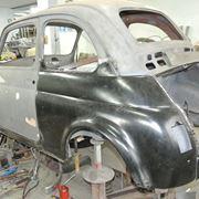 Come restaurare una vecchia 500
