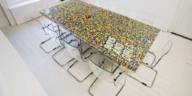 Tavolo lego