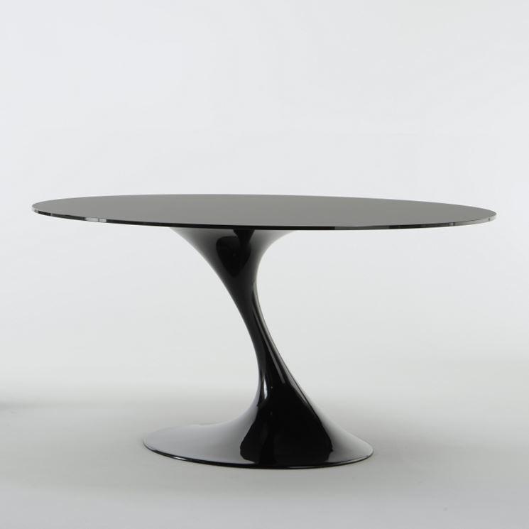 Tavolo rotondo dal design ultramoderno
