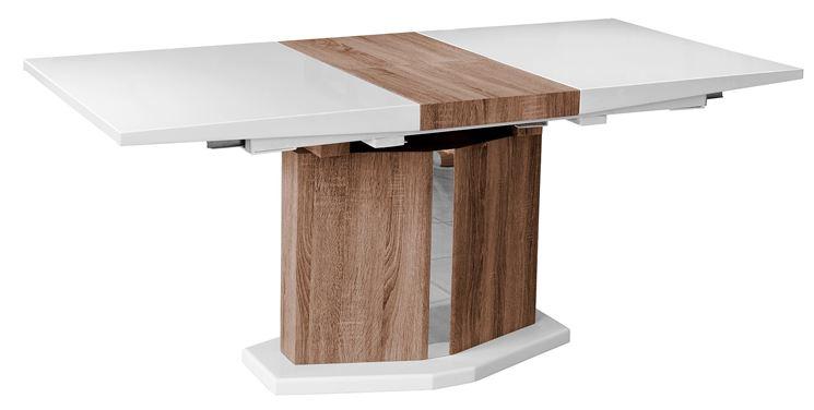 Tavolo allungabile in legno moderno
